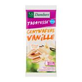 Damhert Nutrition Tagatesse vanille cent wafels