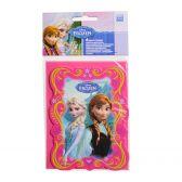 Disney Frozen 6 uitnodigingen