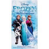 Disney Frozen multivitaminen