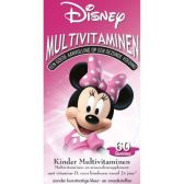 Disney Kinder multimvitaminen Minnie Mouse