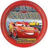 Disney Pixar cars 3 lightening mcqueen kartonnen borden