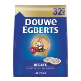 Douwe Egberts Decaf coffee pods