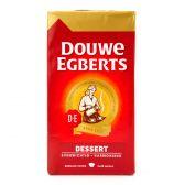 Douwe Egberts Dessert vacuum koffie