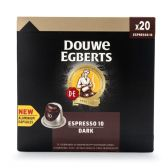 Douwe Egberts Espresso coffee