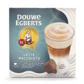 Douwe Egberts Latte macchiato coffee caps