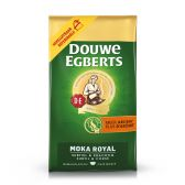 Douwe Egberts Mokka royal koffie aroma pack