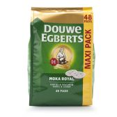 Douwe Egberts Mocha royal coffee pods family pack