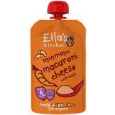 Ella's Kitchen Macaroni met kaas (vanaf 6 maanden)