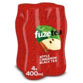 Fuze Tea Black tea apple cinnamon