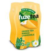 Fuze Tea Groene thee niet bruisend kamille pet
