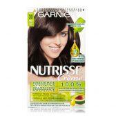 Garnier Nutrisse dark brown 30 hair cream