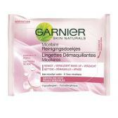 Garnier Skin naturals micellair ultra zachte doekjes
