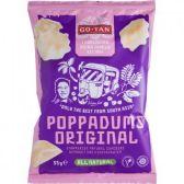 Go-Tan Poppadums original