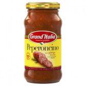 Grand'Italia Peperoncino pasta sauce