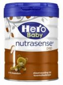 Hero Baby nutrasense pep 1 baby formula (from 0 months)