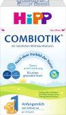 Hipp Bio combiotik zuigelingenmelk 1 melkpoeder (vanaf 0 maanden)