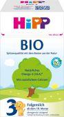 Hipp Bio opvolgmelk 3 melkpoeder (vanaf 10 maanden)