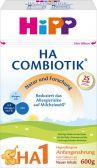 Hipp Combiotik hypoallergene zuigelingenmelk HA 1 melkpoeder (vanaf 0 maanden)
