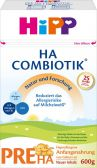 Hipp Combiotik hypoallergene zuigelingenmelk HA PRE melkpoeder (vanaf 0 maanden)