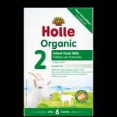 Holle Biologische opvolgmelk 2 geitenmelkpoeder (vanaf 6 maanden)