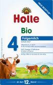 Holle Biologische opvolgmelk 4 melkpoeder (vanaf 12 maanden)