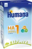 Humana Hypoallergenic infant milk HA 1 baby formula (from 0 months)