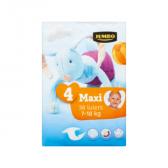 Jumbo 4 Maxi 7-18 kg diapers small