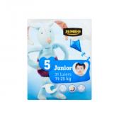 Jumbo 5 Junior 11-25 kg diapers small