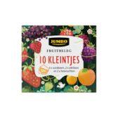 Jumbo Aardbeien abrikozen en bosvruchten fruitbeleg kleintjes