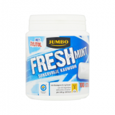 Jumbo Frisse munt suikervrije kauwgom