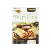 Jumbo Mexican burrito's meal kit