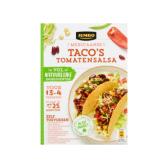 Jumbo Mexicaanse taco's tomatensalsa