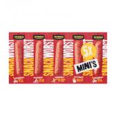 Jumbo Snackworst mini's