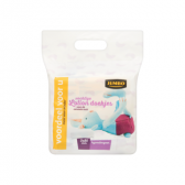 Jumbo Humid lotion cloths for the normal skin 3-pack