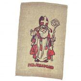 Jute Bag of Sinterklaas