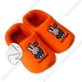 Klompsloffen Baby Nijntje oranje