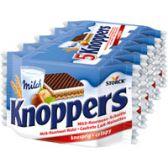Knoppers Milk hazelnut waffles