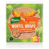 Knorr Groente wortel wraps