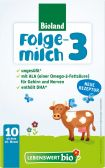 Lebenswert Biologische opvolgmelk 3 melkpoeder (vanaf 10 maanden)