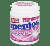 Mentos White bubble fresh chewing gum