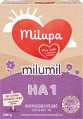 Milupa Milumil infant milk HA 1 baby formula (from 0 months)