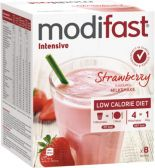 Modifast Intensieve aardbeien milkshake
