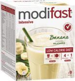 Modifast Intensieve bananen milkshake