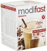 Modifast Intensive coffee milkshake