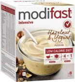 Modifast Intensive hazelnut and yoghurt pudding