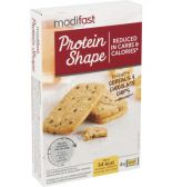 Modifast Protein shape biscuits with cereals and chocolate crisps