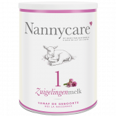 Nanny Care Zuigelingenmelk 1 geitenmelkpoeder groot (vanaf 0 maanden)