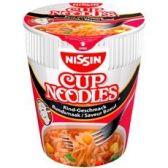 Nissin Cup noodles rundsmaak