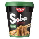 Nissin Soba teriyaki noedels met yakisoba saus