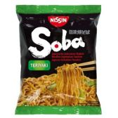 Nissin Soba teriyaki noodles